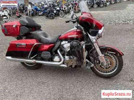 Harley-Davidson Flhtk Electra Glide Ultra Limited Москва