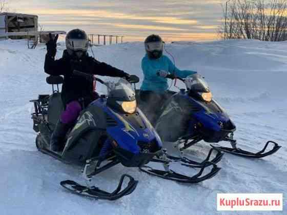 Снегоход Stels Капитан S 150 Норильск