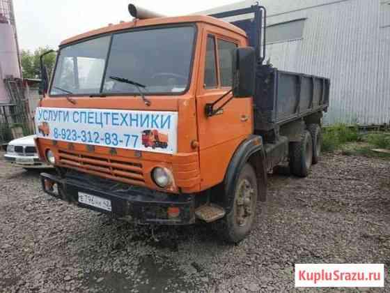 Камаз в хорошем состоянии Красноярск