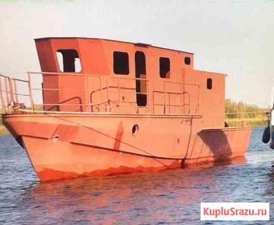 Корпус водолазного катера Борус Димитровград