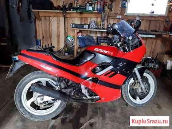 Продам мотоцикл Suzuki GSX-R 250R Чухлома