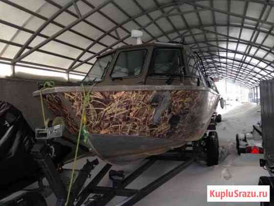 Катер Silver pro cabin 745 Сургут