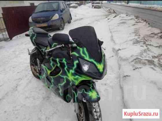 Мотоцикл, Honda CBR 600F4i Кемерово