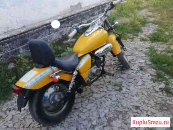 Хонда чоппер Япония Старотитаровская