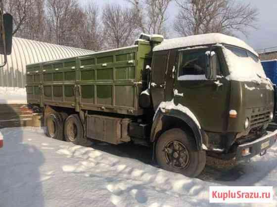 Камаз 53212 с прицепом гкб Мичуринск