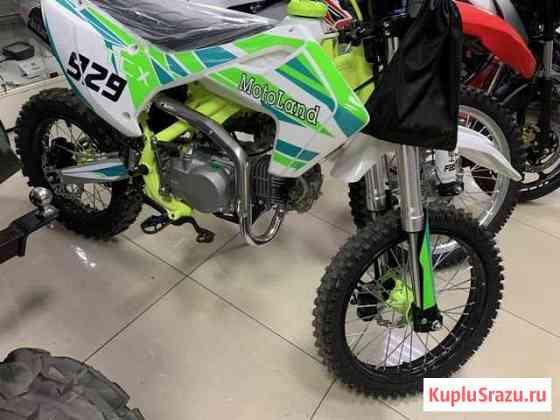 Мотоцикл Кросс 140 TCX140 (2020 г.) Брянск