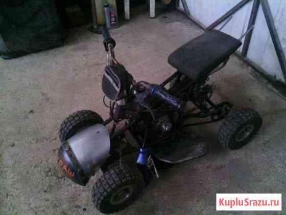 Детский бензиновый квадроцикл Поварово