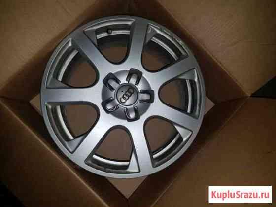 Audi Q5 R17-диски оригинал бу (8R0601025E) Кудрово