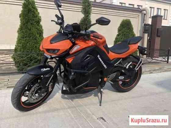 Электромотоцикл Z1000 5000kw Новороссийск