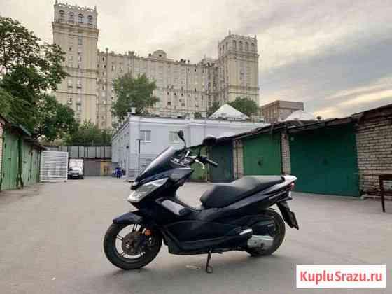 Мопед Honda pcx 150 Москва