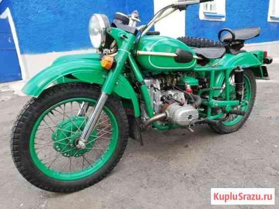 Мотоцикл Урал Новосиль