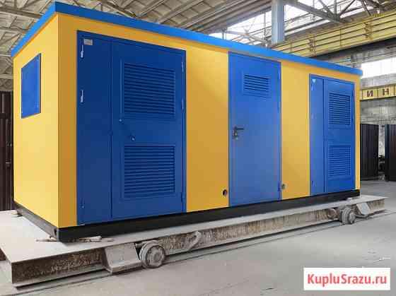 Бетонные корпуса для трансформаторных подстанций, бктп (Кинешма) Кинешма