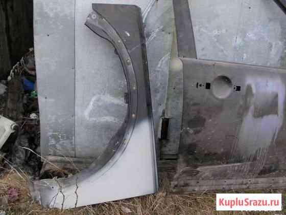 Двери, левое пер. крыло дискавери Приозерск