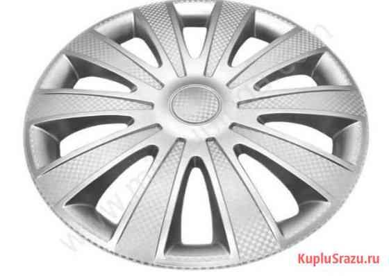 Колпаки колес R13 карат серые Волгоград