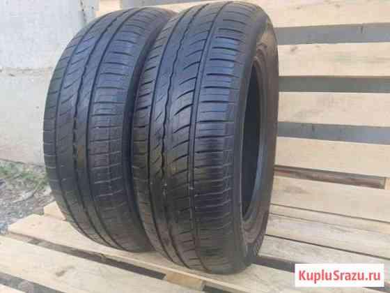 Пара летних шин Pirelli p1 195/65/15 Каменск-Уральский