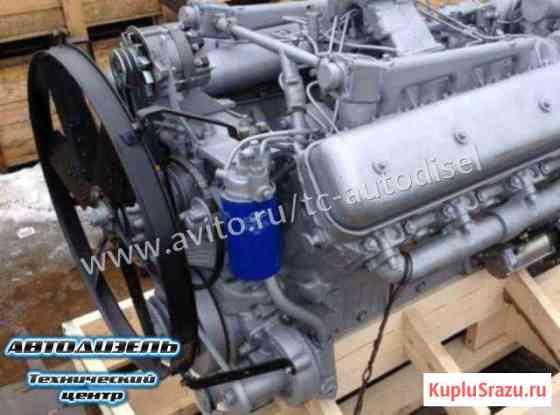 Двигатель ямз 7511 трактор грузовик к-700 маз (28) Элиста