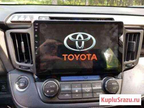 Штатная Автомагнитола Toyota RAV4 Арзамас