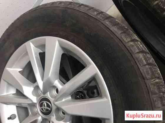 Зимние колёса Toyota Camry 2019 с датчиками Ачинск