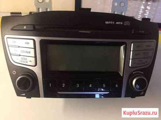 Магнитола Hyundai ix35 Йошкар-Ола