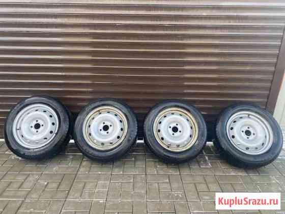 Продам колеса R-15 4/100 Тольятти