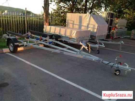 Прицеп для 6-и метровых лодок Дельфин Трейлер Волгоград