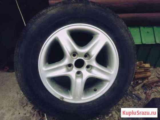 Запасное колесо на Тойота Харриер Сургут