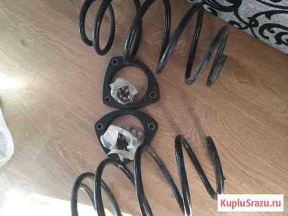 Автозапчасти (Пружины и прокладки) на Nissan Qashq Мурино