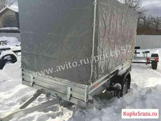 Тент 1550мм прямой для прицепа мзса (52) Нижний Новгород