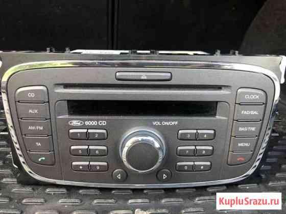 Магнитола Форд фокус 2 Колпино