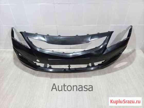 Бампер передний Hyundai Solaris 2010-2017 аналог Запрудня
