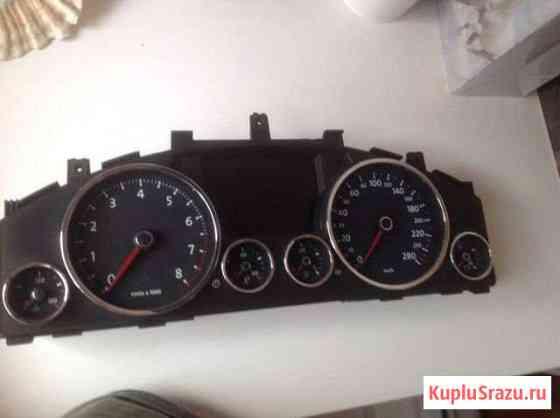 Панель приборов бензин GP на Фольксваген Туарег Долгопрудный