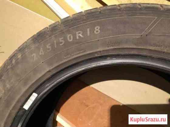 Продам летнюю резину Dunlop SP sport MAX GT 245/50 Химки