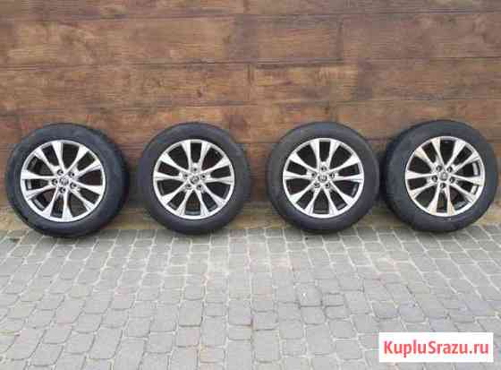 Отличный набор колес Тoyota Rav4 R18 Богучаны