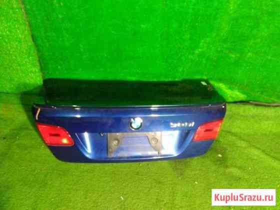 Крышка багажника на BMW 320I E92 Воздвиженка