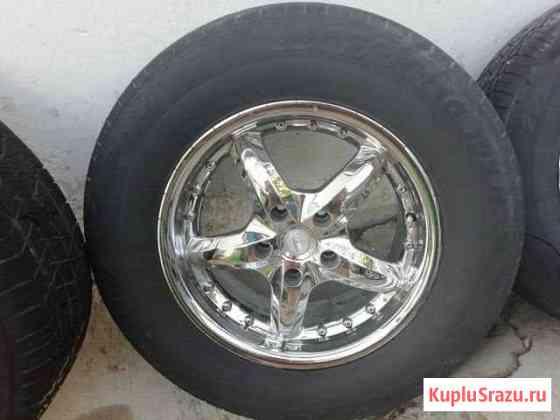 Комплект хром колёс 225/70/R16 Севастополь