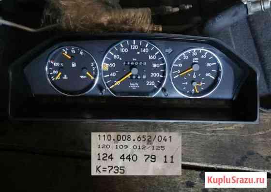 Панель приборов на Mercedes W124 E300 D АКПП Сестрорецк