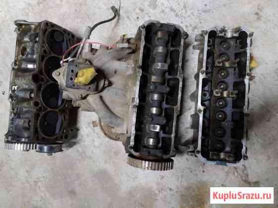 Головка двигателя Ауди 80 1,8л. и 2л Мирное