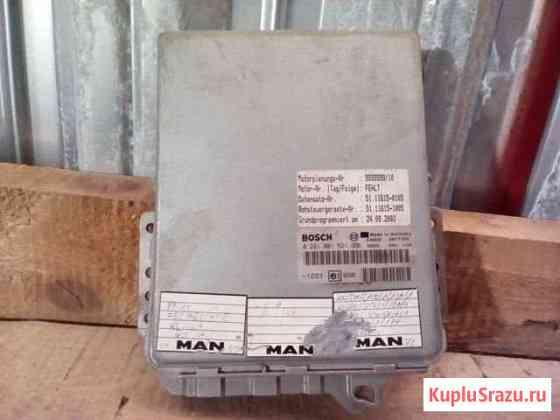Блок управления двигателя ман F2000 Березовский