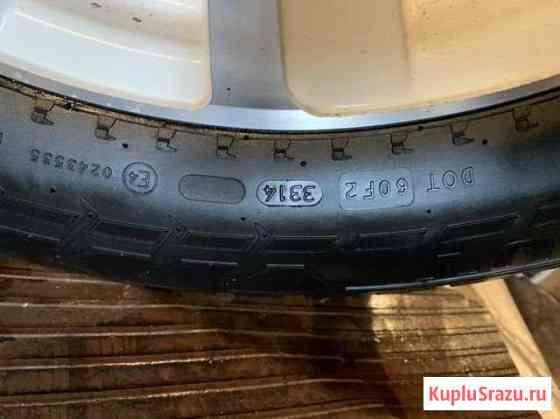 Продаю зимний комплект колёс Нефтекамск