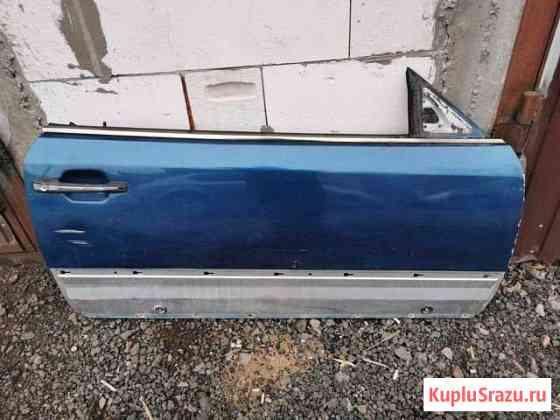 Двери на Mercedes W124 купе Сестрорецк