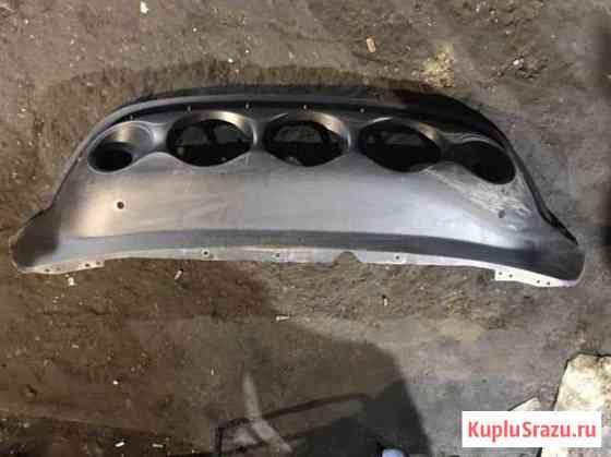 Накладка бaмпеpа Nissan (Ниссaн) Juke Подольск