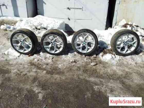 Бмв колеса оригинал разноширокие R18 Уфа