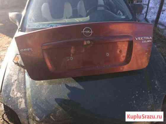 Opel vectra b крышка багажника Лодейное Поле