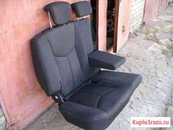 Комплект задних сидений Санг Енг кайрон2 Малаховка