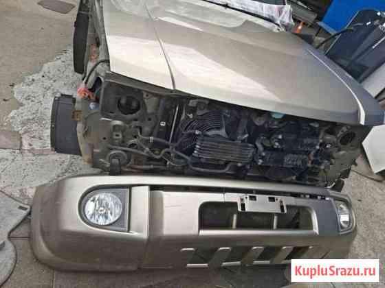 Кузов на nissan safari Y61 TB48DE Воздвиженка