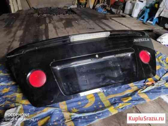 Toyota altezza крышка багажника (спойлер) Омск