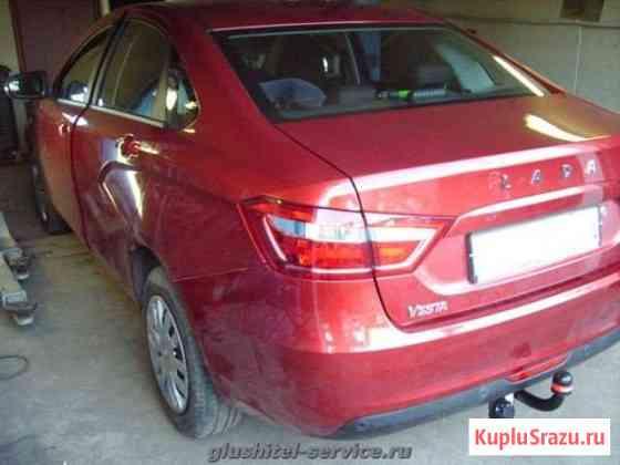 Фаркоп для LADA Vesta седан / Sport Wagon, включая Череповец