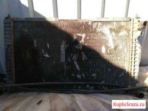 Радиатор охлождения и печной кондея ауди а4б5 Ржев