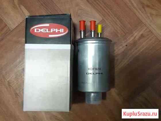 Фильтр топливный Елизово