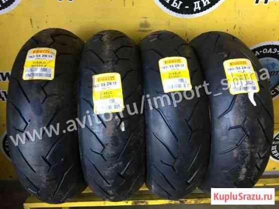 190 55 zr 17 Pirelli Diablo Rosso II Владимир
